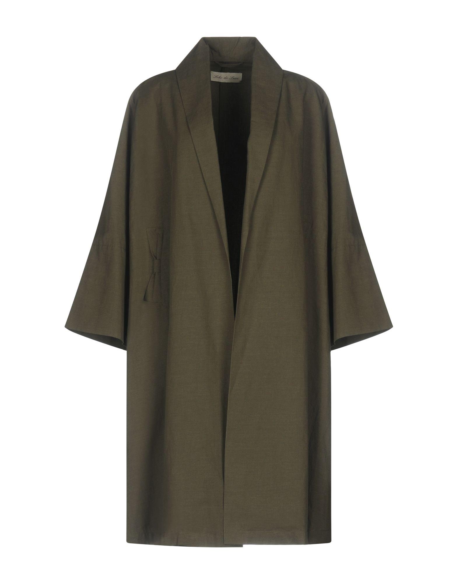 SOHO DE LUXE Легкое пальто soho de luxe легкое пальто