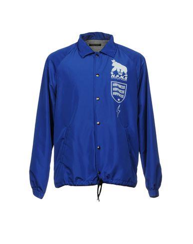 Купить Мужскую куртку  синего цвета