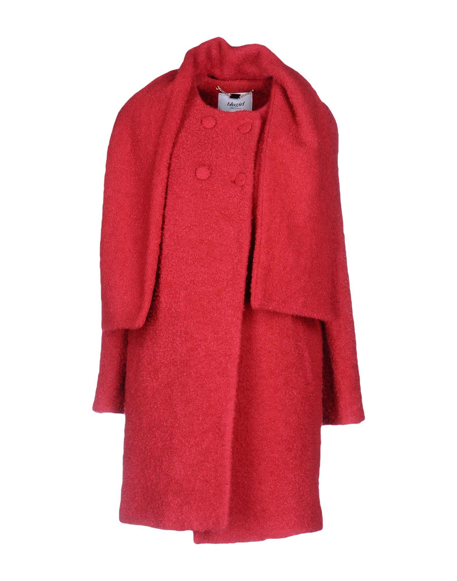 BLUGIRL BLUMARINE Пальто blugirl blumarine пальто