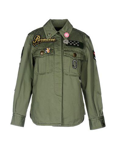 Фото - Женскую куртку  цвет зеленый-милитари