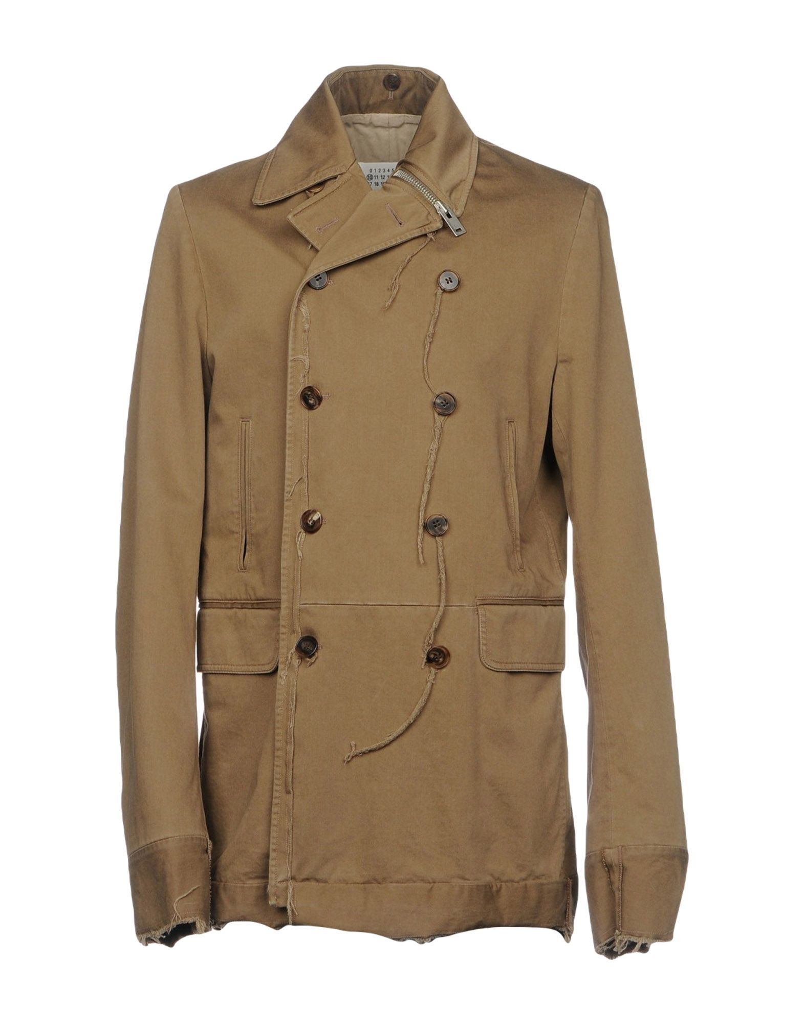 MAISON MARGIELA Легкое пальто mresale легкое пальто