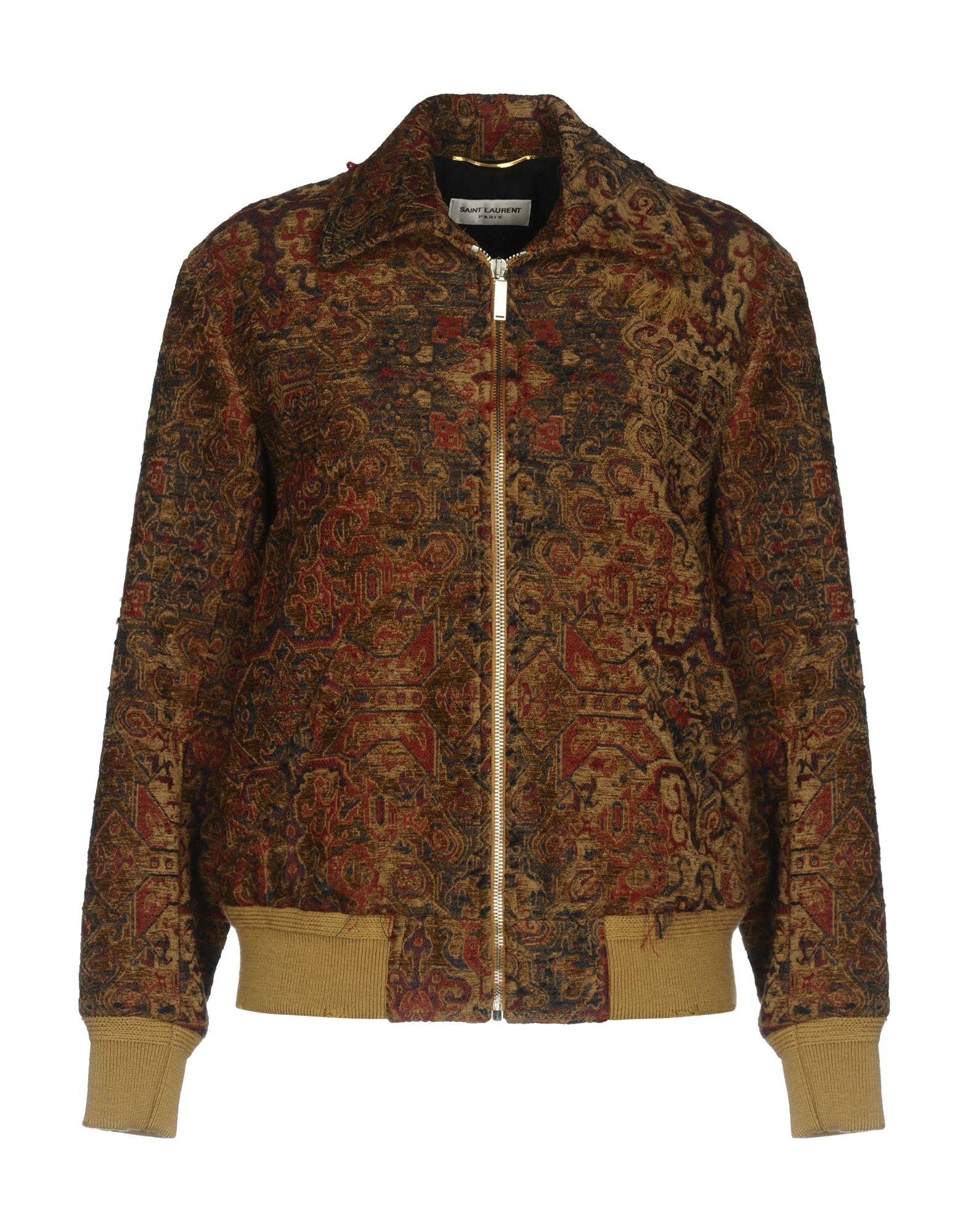 купить SAINT LAURENT Куртка дешево