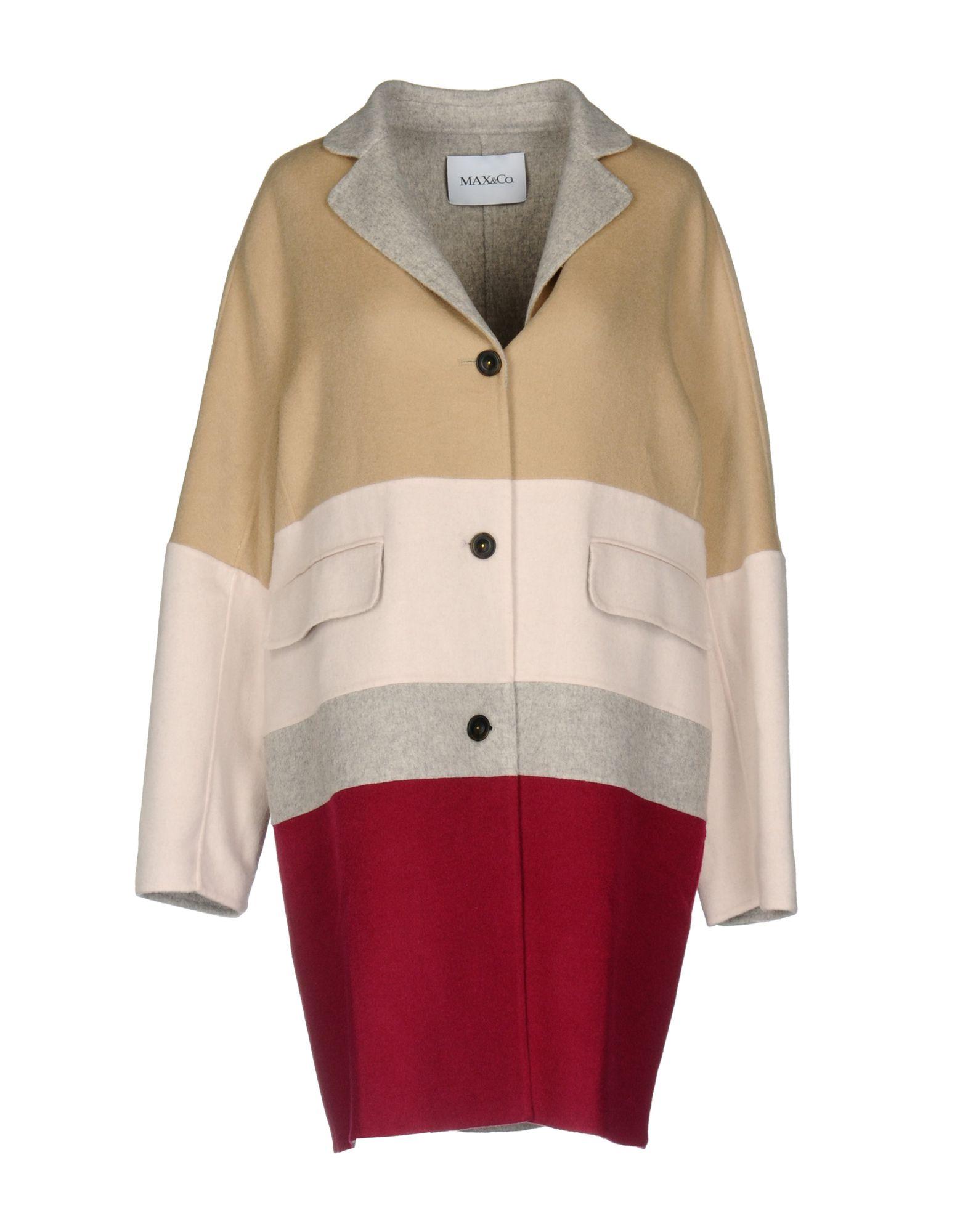 MAX & CO. Пальто пальто max mara пальто длинные