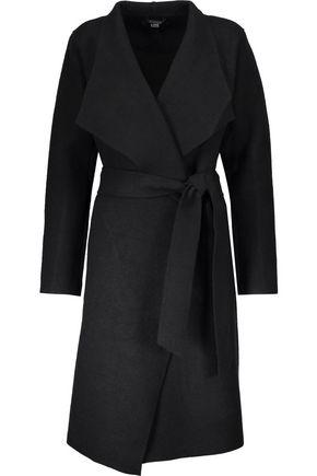 LINE Sven wool-blend coat