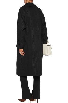 EMILIA WICKSTEAD Jacquard coat