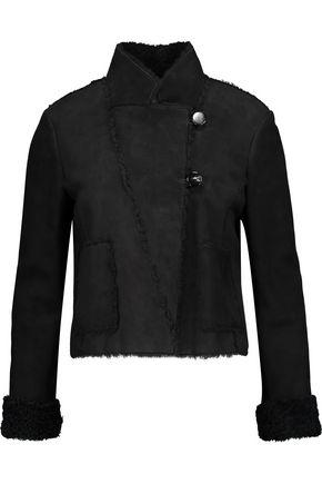 PROENZA SCHOULER Cropped shearling coat