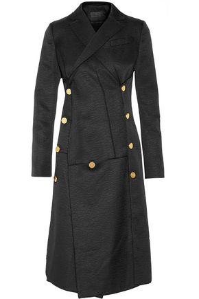PROENZA SCHOULER Cotton and wool-blend jacquard coat
