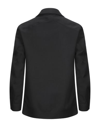 Фото 2 - Мужскую куртку ESEMPLARE черного цвета