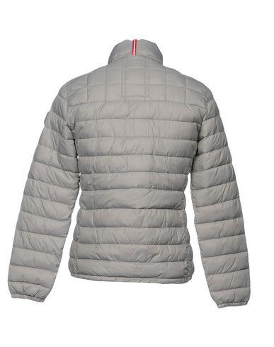 Фото 2 - Мужскую куртку ELVSTRÖM серого цвета