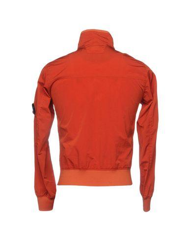 Фото 2 - Мужскую куртку  ржаво-коричневого цвета