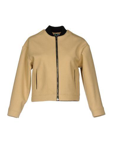Фото - Женскую куртку MSGM бежевого цвета