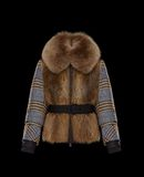 MONCLER MOUCHEROTTE - Overcoats - women