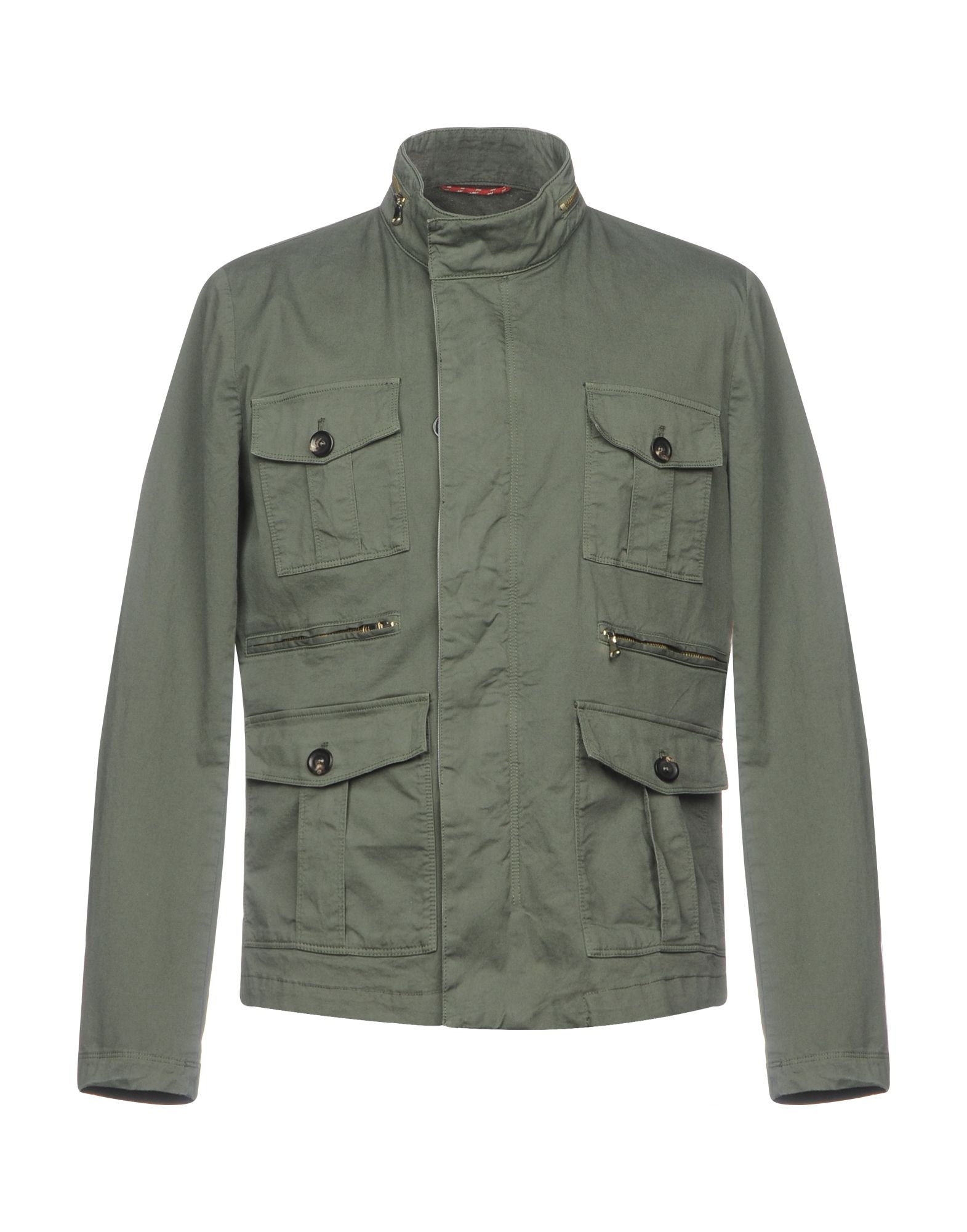 JEORDIES Jackets in Military Green