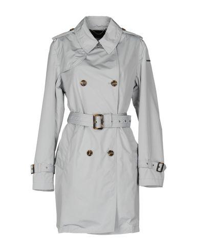 Фото - Легкое пальто от HISTORIC светло-серого цвета