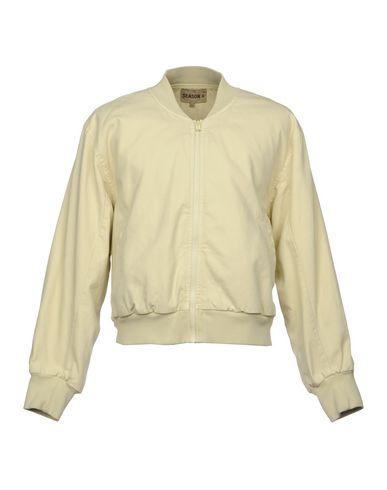 Фото - Мужскую куртку YEEZY бежевого цвета