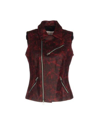 Фото - Женскую куртку PINK AMBER красного цвета
