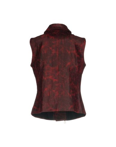 Фото 2 - Женскую куртку PINK AMBER красного цвета