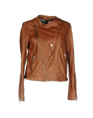 Фото - Женскую куртку UNFLEUR коричневого цвета