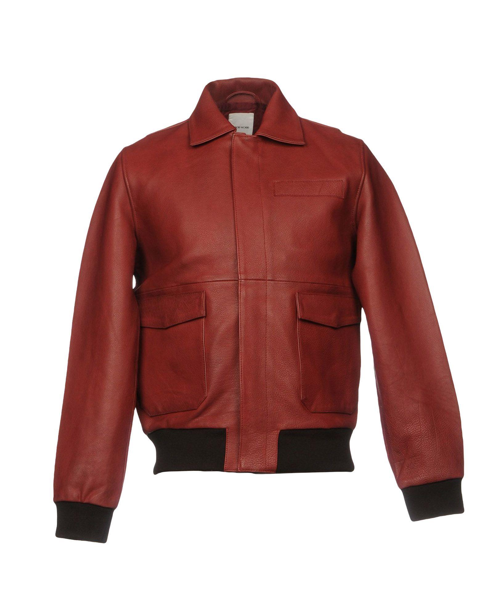 Фото WOOD WOOD Куртка. Купить с доставкой