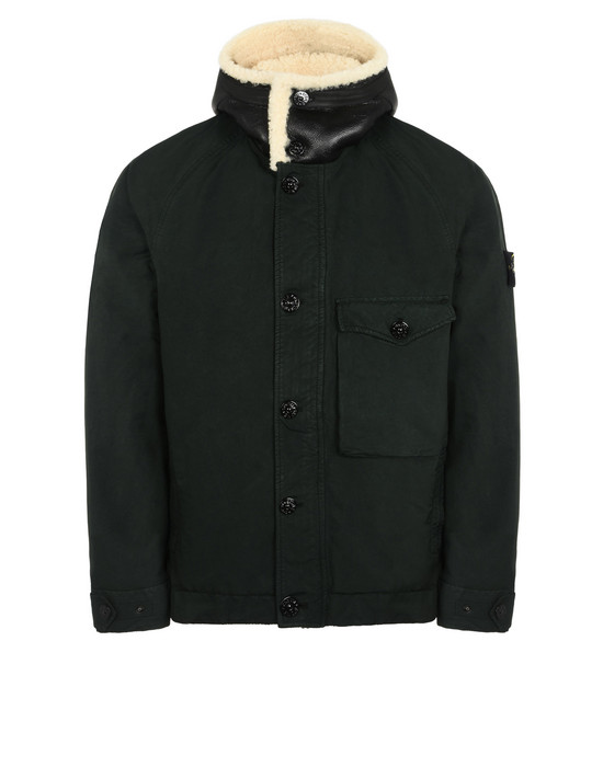 Mid-length jacket 42049 DAVID-TC  STONE ISLAND - 0
