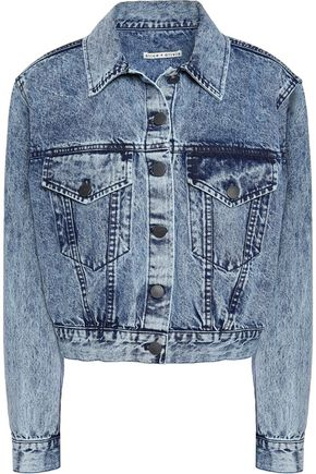 ALICE + OLIVIA Denim jacket