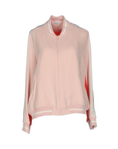 Фото - Женскую куртку P.A.R.O.S.H. розового цвета