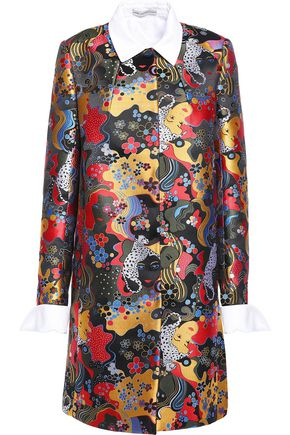 MARY KATRANTZOU Printed coat