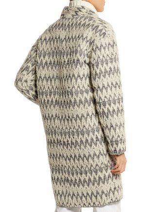 IRO Caly bouclé coat
