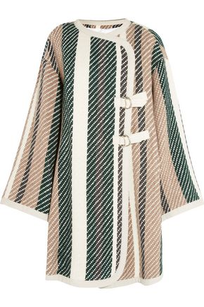 SEE BY CHLOÉ Striped twill jacket