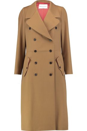 SONIA RYKIEL Wool trench coat
