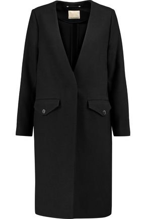 BY MALENE BIRGER Ribbed-knit coat