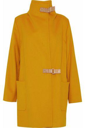 MAX MARA Brushed camel-hair coat