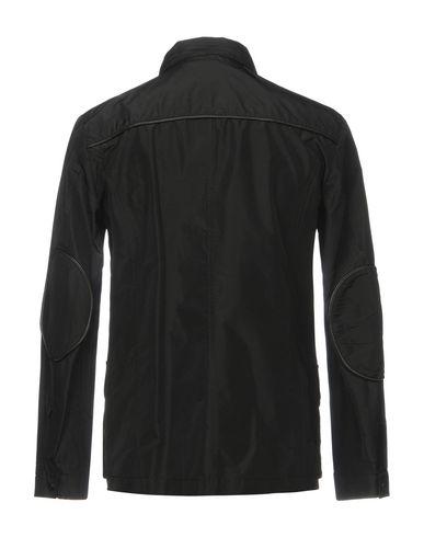 Фото 2 - Мужскую куртку HUSKY черного цвета
