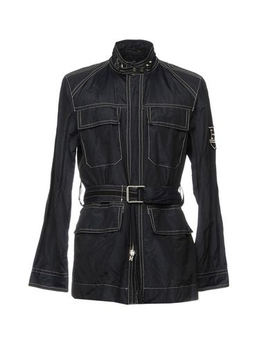 Фото - Мужскую куртку HUSKY темно-синего цвета