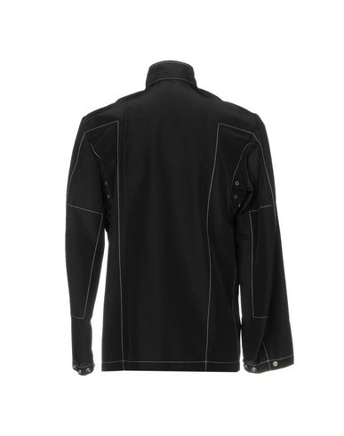 Фото 2 - Мужскую куртку HUSKY темно-синего цвета
