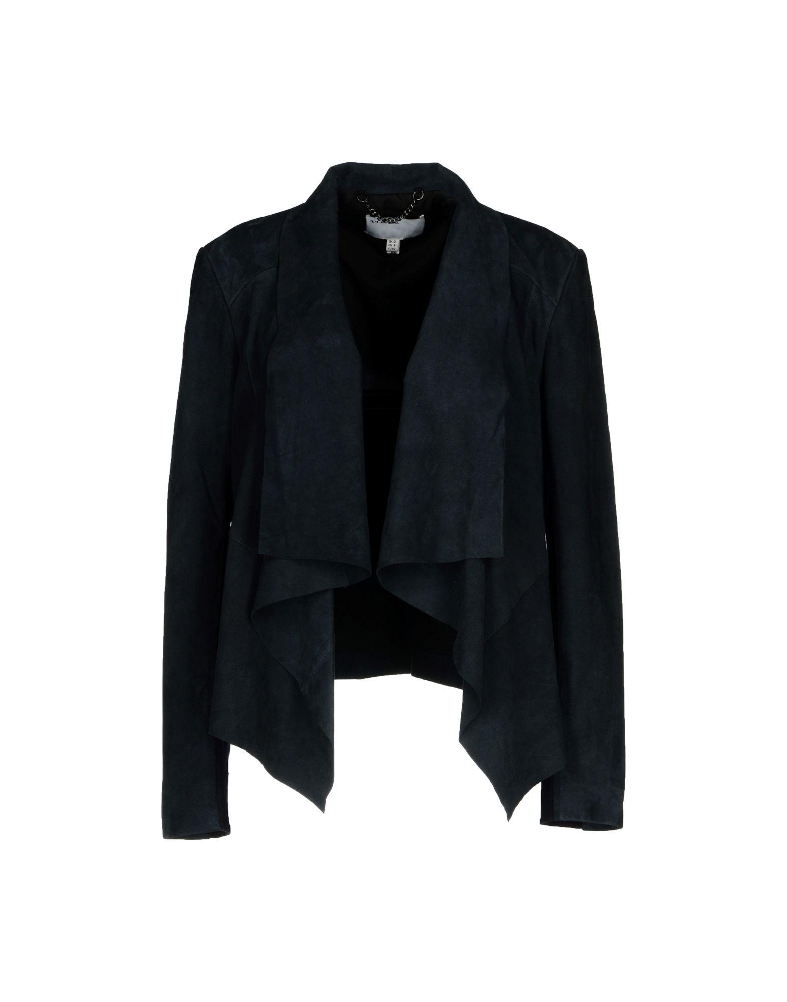 MUUBAA Куртка muubaa верхняя одежда из кожи