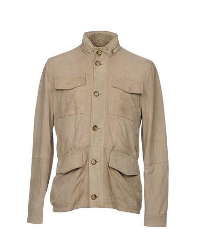 Купить Мужскую куртку ELEVENTY бежевого цвета