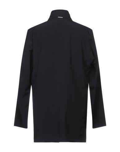 Фото 2 - Мужскую куртку PEOPLE OF SHIBUYA темно-синего цвета
