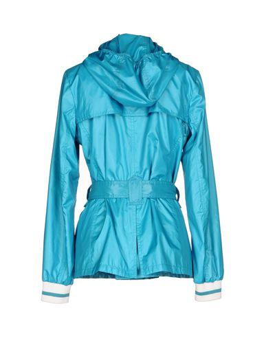 Фото 2 - Женскую куртку 19.70 NINETEEN SEVENTY лазурного цвета