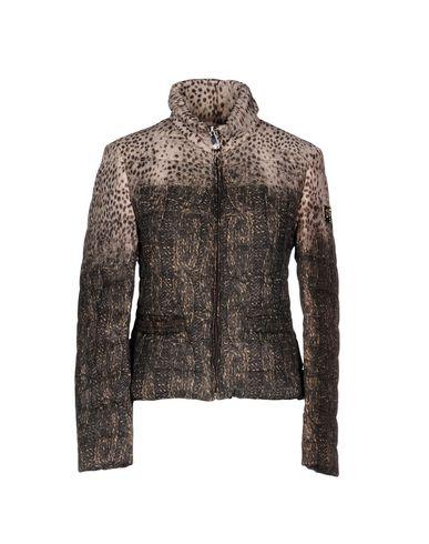 Фото - Женскую куртку  цвет стальной серый