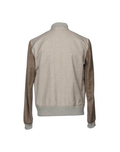 Фото 2 - Мужскую куртку ELEVENTY бежевого цвета