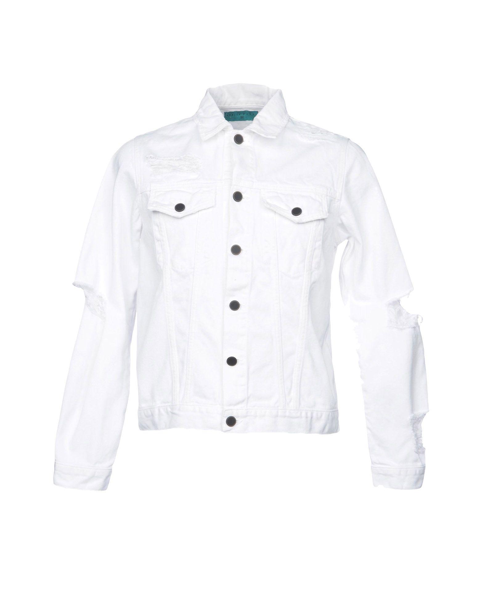 DANILO PAURA Джинсовая верхняя одежда paura джинсовая верхняя одежда