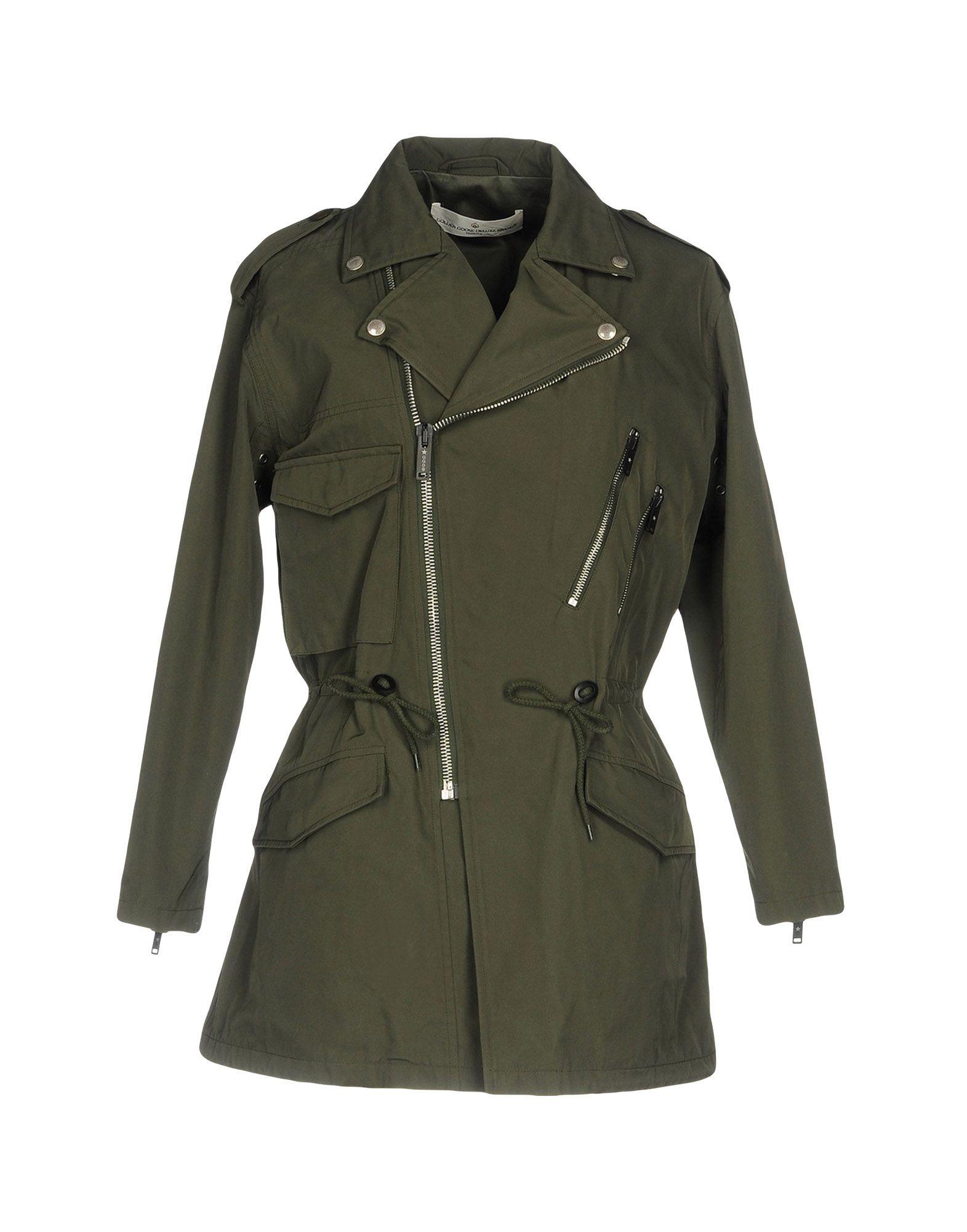 GOLDEN GOOSE DELUXE BRAND Куртка парка canada goose 3811l 49