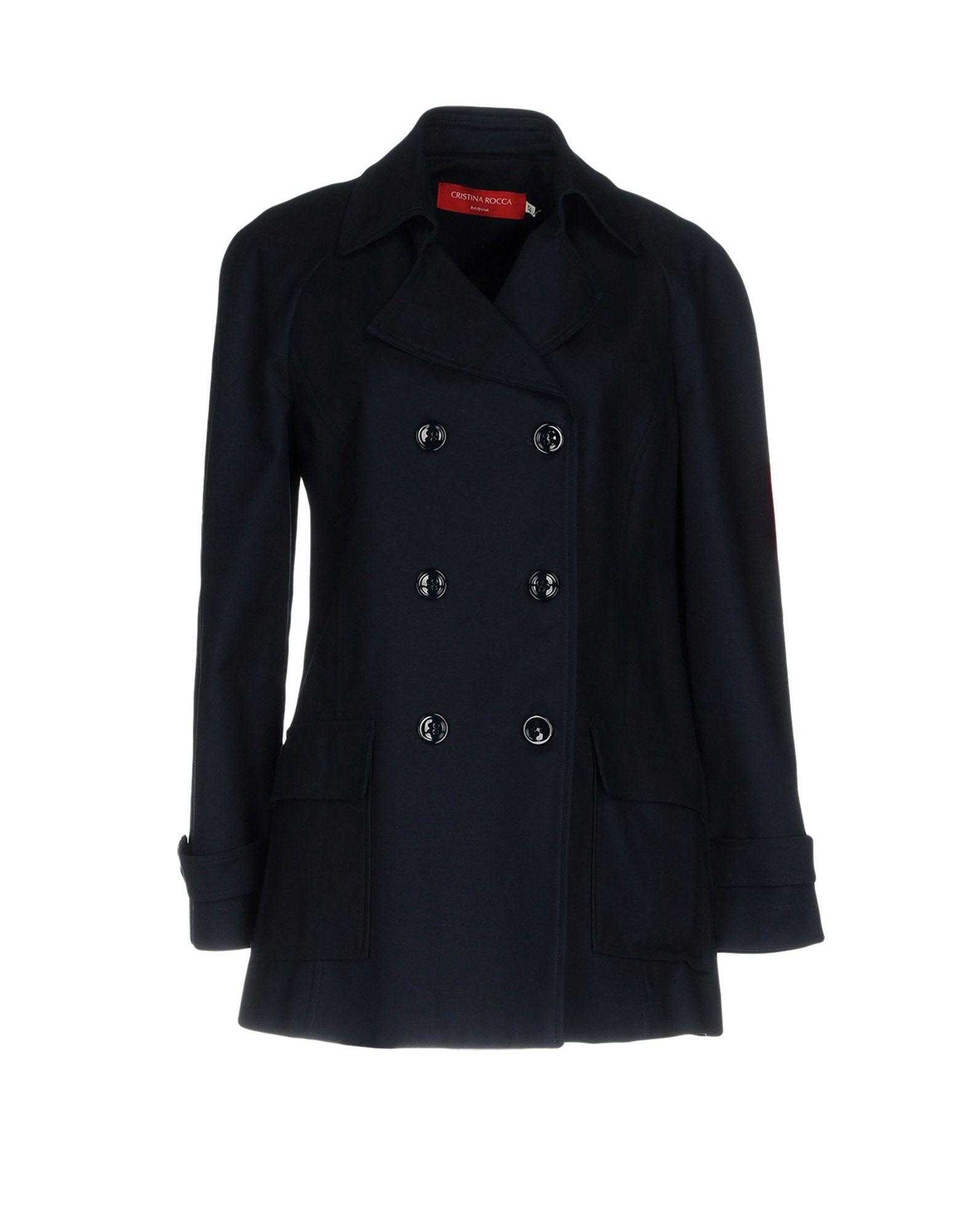 CRISTINA ROCCA Пальто