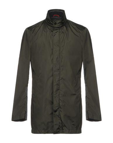 Фото - Мужскую куртку FAY темно-зеленого цвета