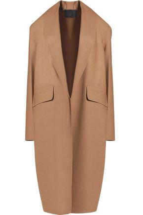 ALEXANDER WANG Wool-blend coat ...