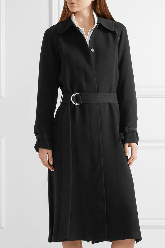 Kelly pleated cady coat | ELIZABETH AND JAMES | Sale up to 70% off | THE  OUTNET