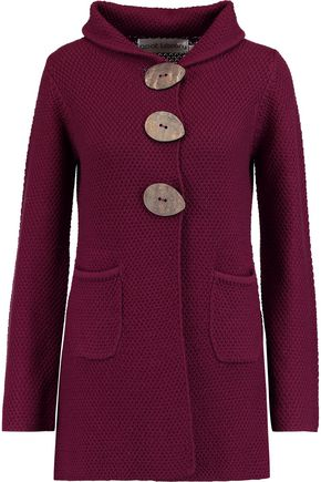GOAT Angelina knitted merino wool coat