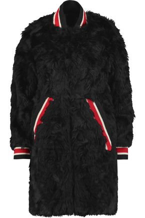 GOEN.J Faux fur coat