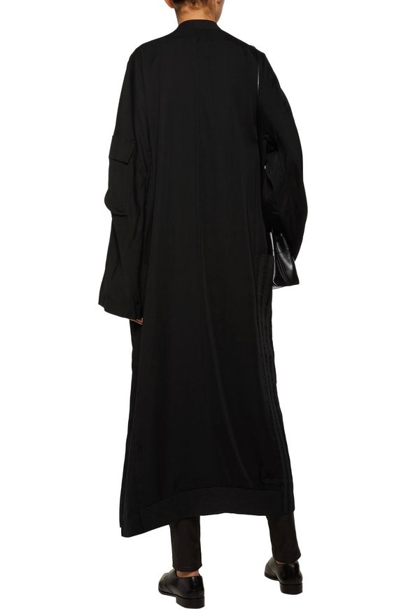 + adidas Originals draped jersey coat | Y-3 | Sale up to 70% off | THE  OUTNET